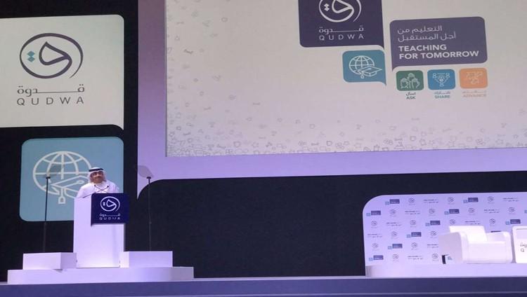 عبدالله بن زايد: المعلم سيفقد دوره لصالح التكنولوجيا وعليه أن يواكب العصر