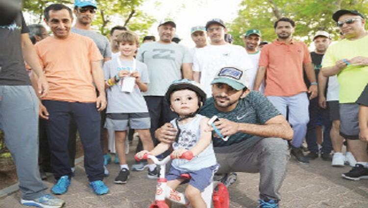 حمدان بن محمد: رسالتي أن تكون دبي أنشط مدينة في العالم