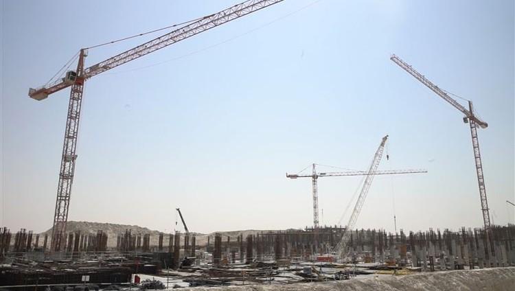 مباني مواضيع إكسبو 2020 دبي ترى النور في قلب الموقع