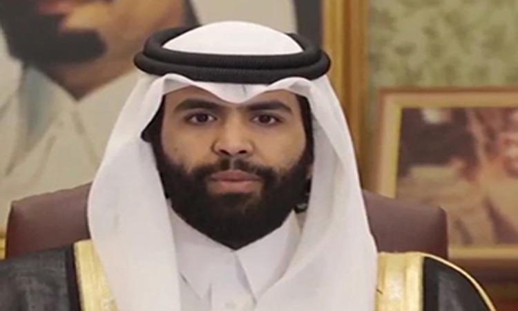 اقتحام قصر سلطان بن سحيم في الدوحة