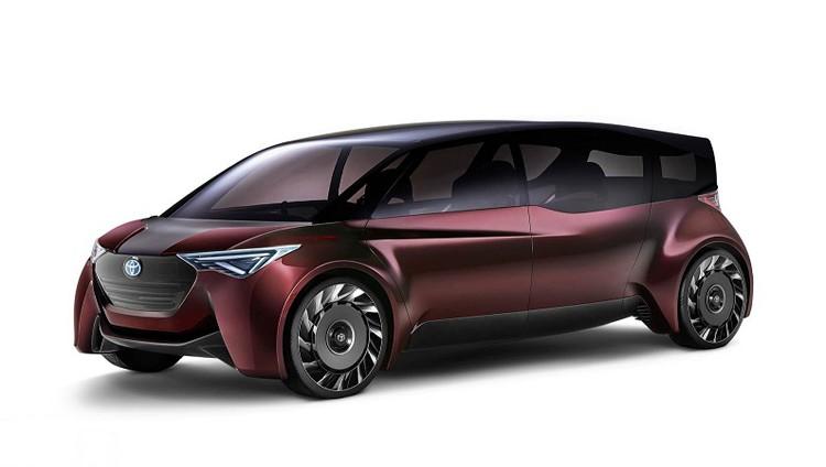 """""""تويوتا"""" تقدم """"Fine-Comfort Ride"""" الاختبارية ذاتية القيادة"""