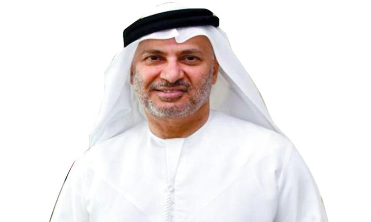 قرقاش: الدوحة تنشد رضا واشنطن وودّ طهران ولن يغطيها إعلام مـدفوع الثمن