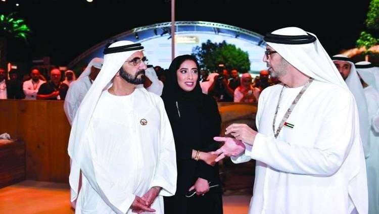 محمد بن راشد يشهد إطلاق «البرنامج الإعلامي الوطني»