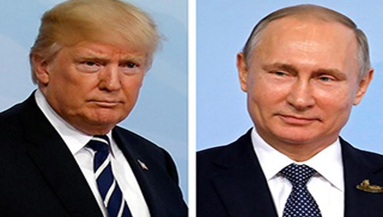 ترامب وبوتين: لا حل عسكرياً في سوريا