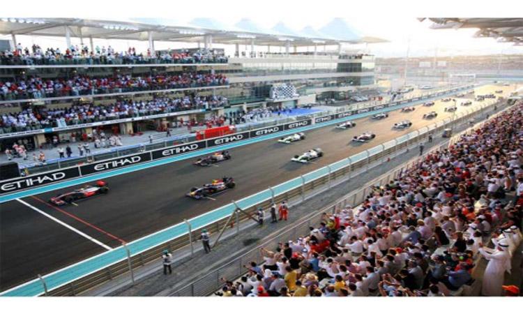 نفاد تذاكر المدرجات الرئيسية لسباق جائزة الاتحاد للطيران الكبرى