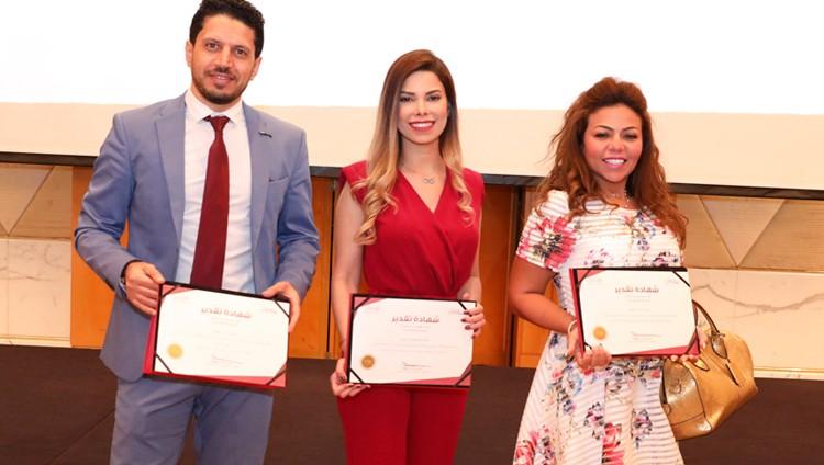 مؤسسة دبي للإعلام تكرِّم «مشاهير التميز»