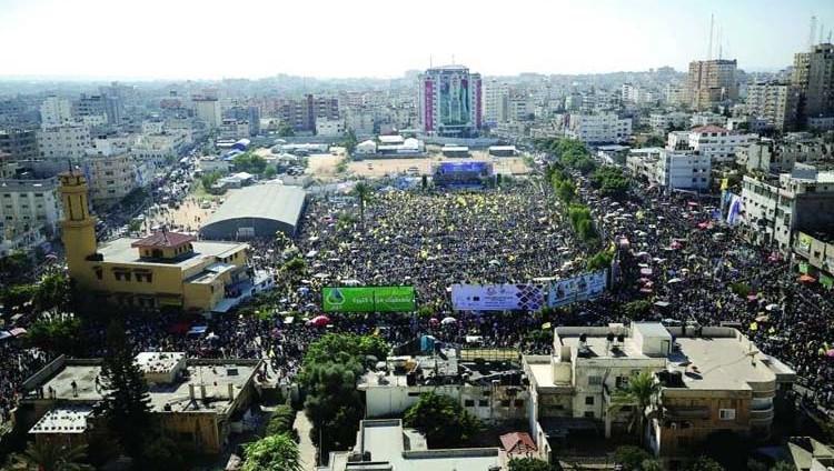 عباس: لا دولة في غزة ولا دولة من دون غزة