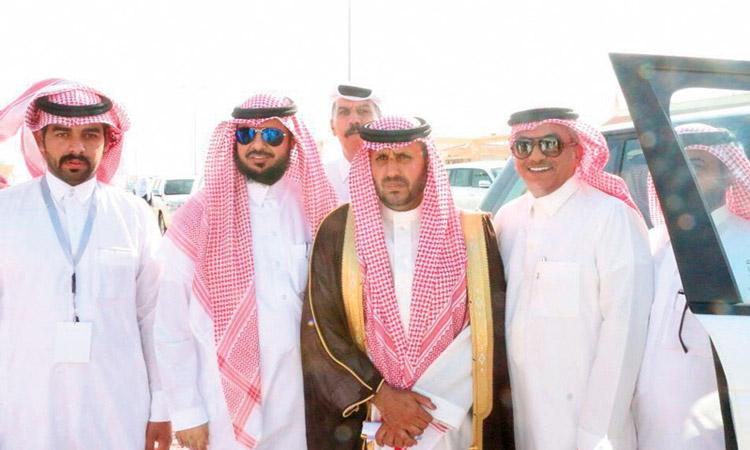 الشيخ شافي: المرتزقة تحكم قطر ونقف ضد من يمس السعودية والخليج