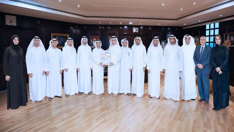 هيئة كهرباء ومياه دبي تحصد أرفع جائزة في نموذج التميز للمؤسسة الأوروبية لإدارة الجودة