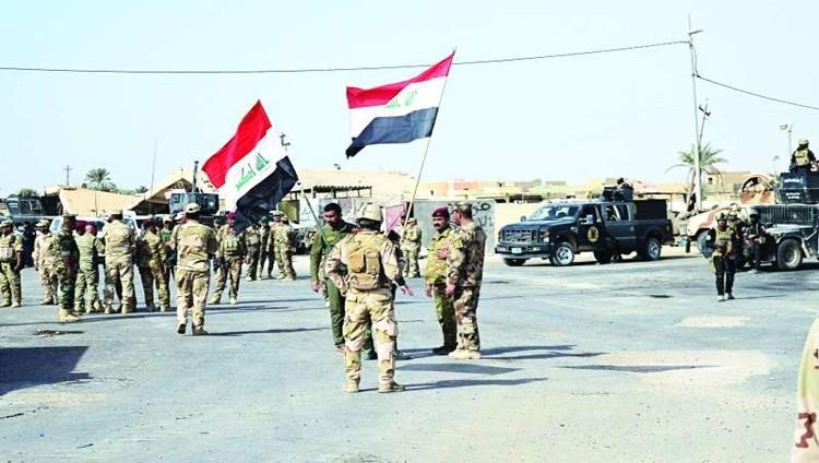 العراق يقرر ترحيل أسر«الدواعش» الأجانب إلى بلدانهم
