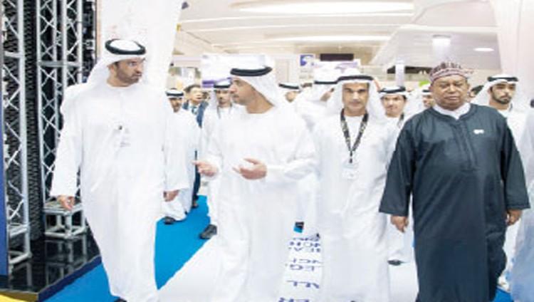 هزاع بن زايد: أبوظبي استطاعت ترسيخ مكانتها منبراً عالمياً للحوار البنّاء في قطاع الطاقة