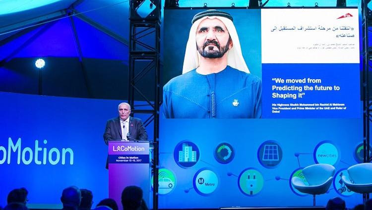 طرق دبي تعلن عن تحدي دبي العالمي للتنقل ذاتي القيادة