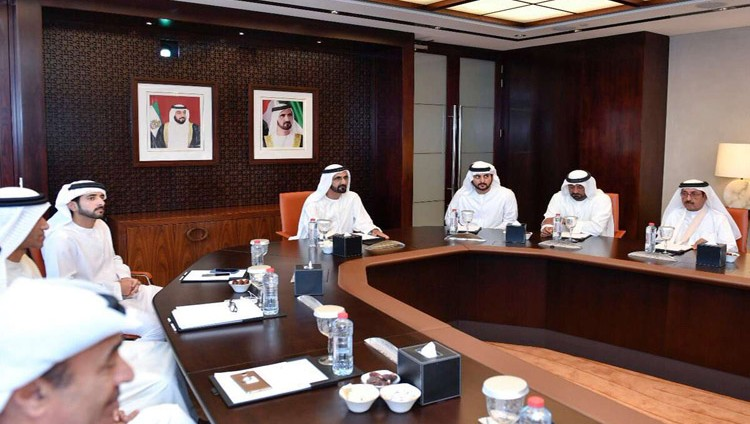 محمد بن راشد: هدفنا أن تكون دبي المدينة الأسعد عالميا بحلول 2021
