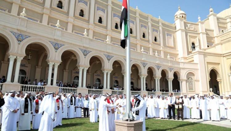 بلدية الشارقة تنظم فعاليات متنوعة بمناسبة يوم العلم