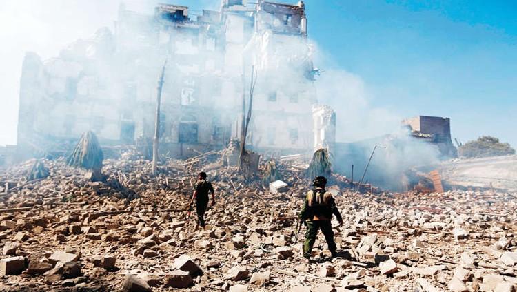 صنعاء مدينة أشباح والحوثيون يُنكّلون بأنصــــار حزب المؤتمر والمدنيين