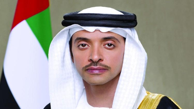 هزاع بن زايد: الإمارات تواصل مبادراتها الخلاقة في طريقها نحو المستقبل