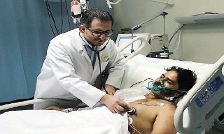 بعثة رئيس الدولة للأطباء المتميزين تبتعث أطباء مواطنين للدراسة في أميركا
