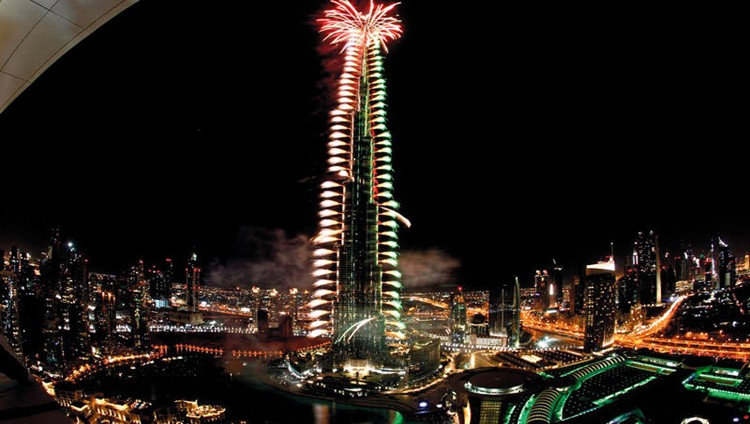 «دبي للإعلام» بكل قنواتها تنقل احتفالات دبي والعالم بالعام الجديد 2018