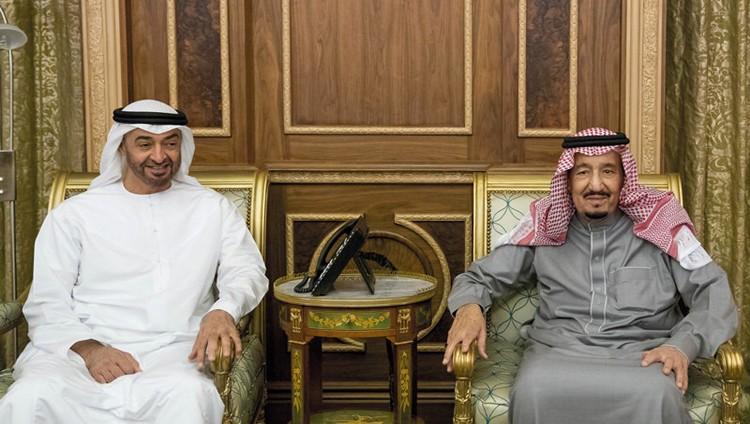 محمد بن زايد: الإمارات والسعودية تدركان حساسية المرحلة وحجم التحديات والمخاطر