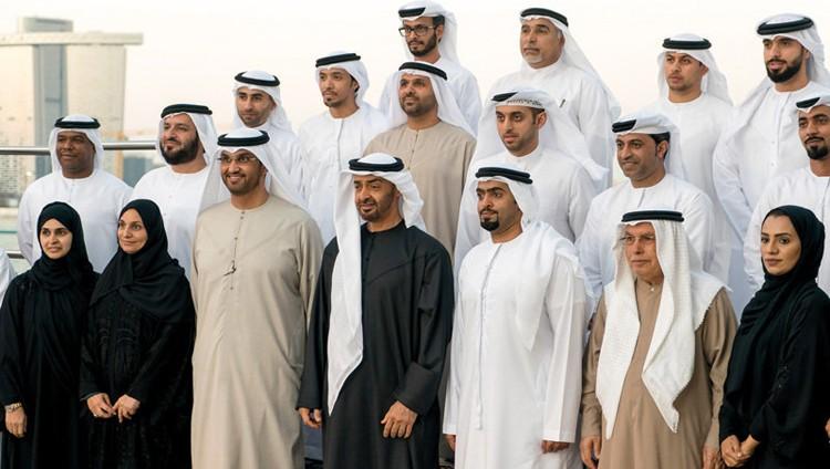 محمد بن زايد: الإعلام شريك أساسي في دعم البناء والتنمية