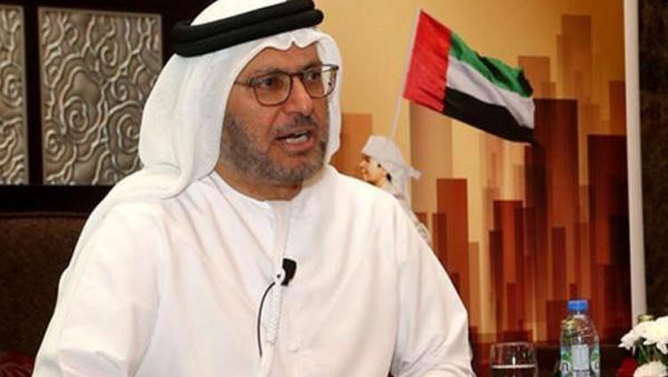 قرقاش: تصعيد قطر محاولة يائسة وردنا سيكون قانونيا