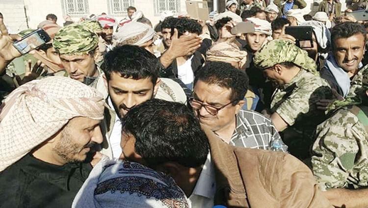 ظهور نجل شقيق صالح يُربك الحوثيين