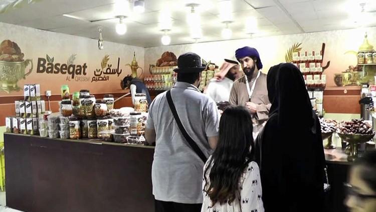 الجناح السعودي في القرية العالمية.. مملكة تراثية بروح شبابية