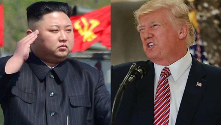 ترامب: لامانع لدي من التحدث هاتفياً مع كيم جونج