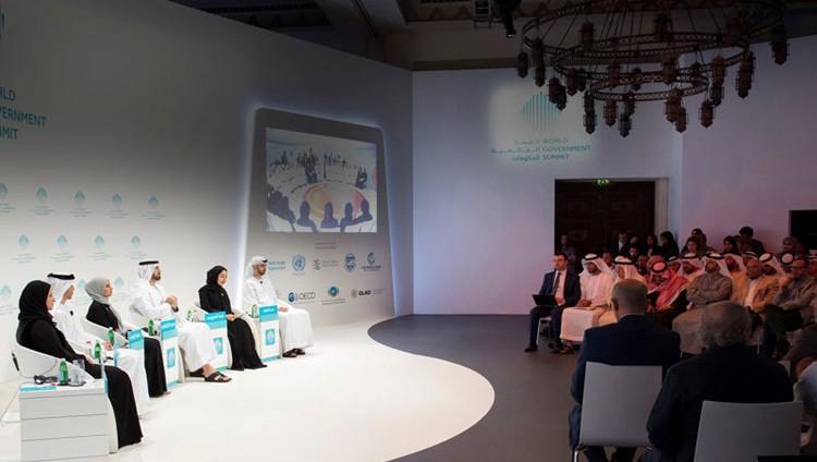 القمة العالمية للحكومات تبحث قضايا الذكاء الاصطناعي والشباب والسعادة والتغير المناخي