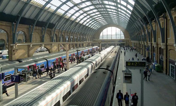 إغلاق محطة قطار في لندن بسبب طرد مشبوه