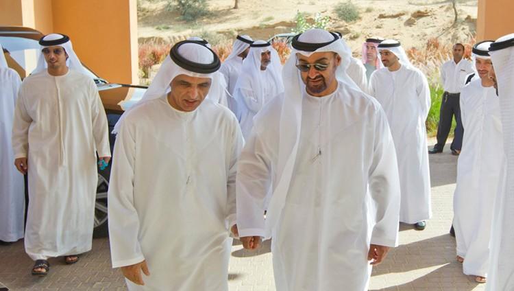 حاكم رأس الخيمة: محمد بن زايد عزز روح المواطنة وشجّع على العمل والعطاء