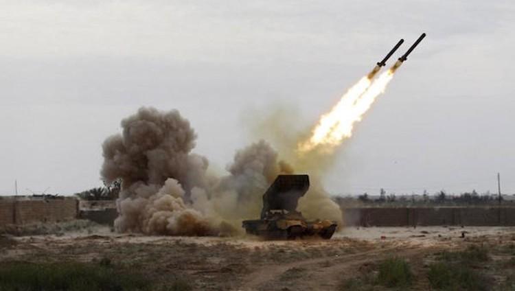 الدفاع الجوي السعودي يعترض صاروخاً باليستياً أطلق باتجاه سماء نجران