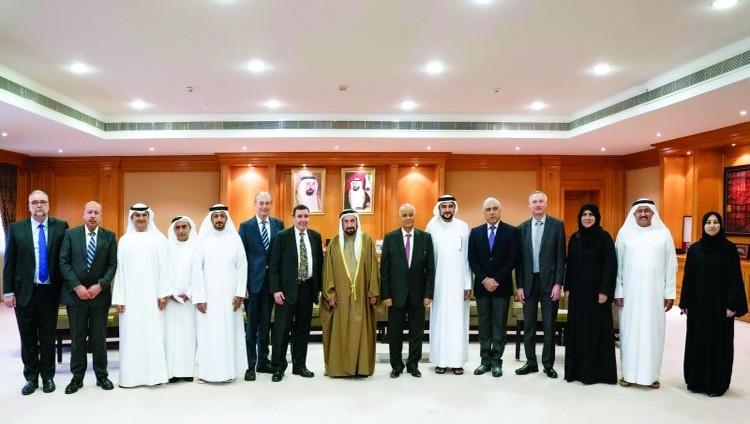 سلطان القاسمي: جامعة الشارقة في الصفوف الأولى عالمياً