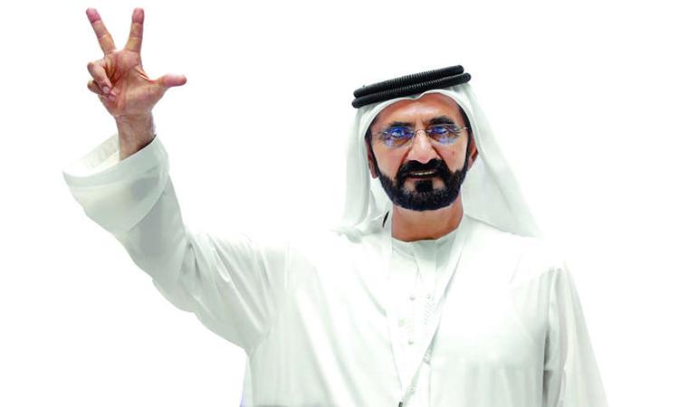 محمـد بن راشد.. إدارة الدولة بثنائيّة الحب والواجب