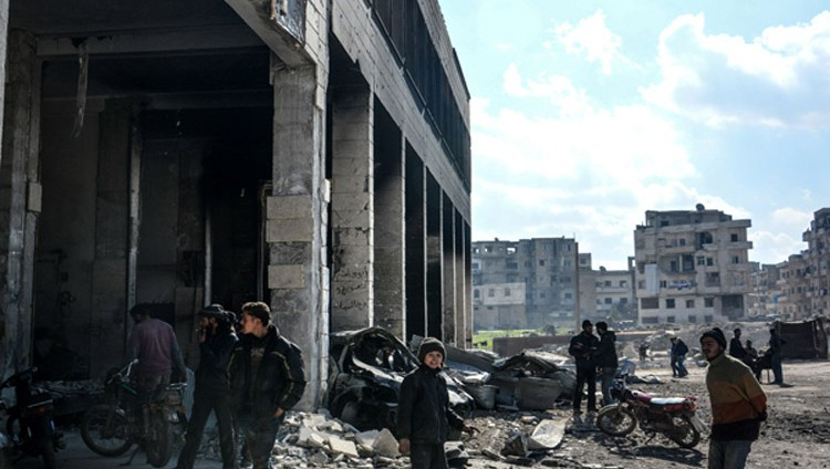 الأمم المتحدة تندد بقصف المستشفيات في سوريا