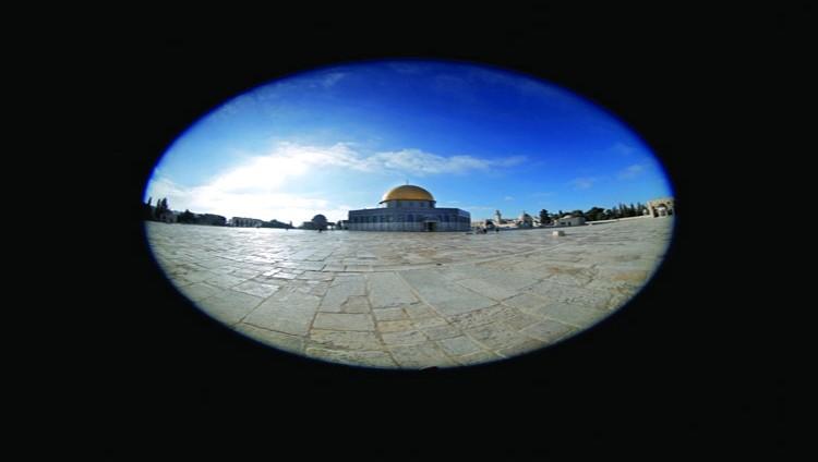 القدس في عين العاصفة