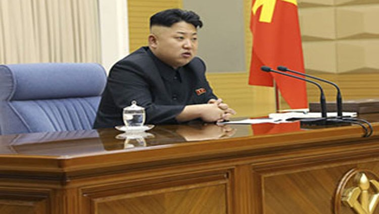 كوريا الشمالية: أميركا في مرمى أسلحتنا النووية والزر بيد الزعيم