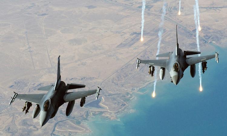 مقتل 150 «داعشياً» في غارات على شرق سوريا