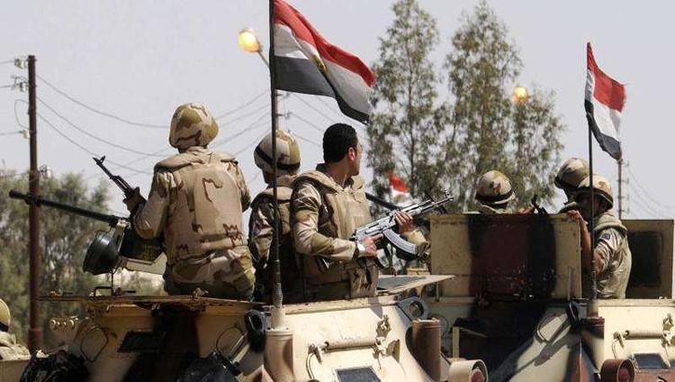 تحضيرات مصرية لعملية عسكرية كبيرة في سيناء