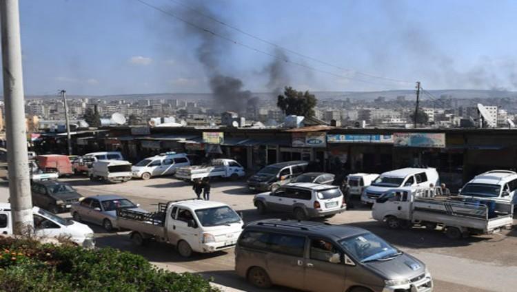 تركيا تعلن السيطرة على جبل برصايا وتكثف قصفها لعفرين