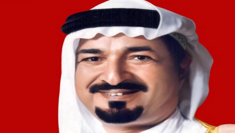 حاكم عجمان ينعي الشيخة حصة بنت محمد آل نهيان