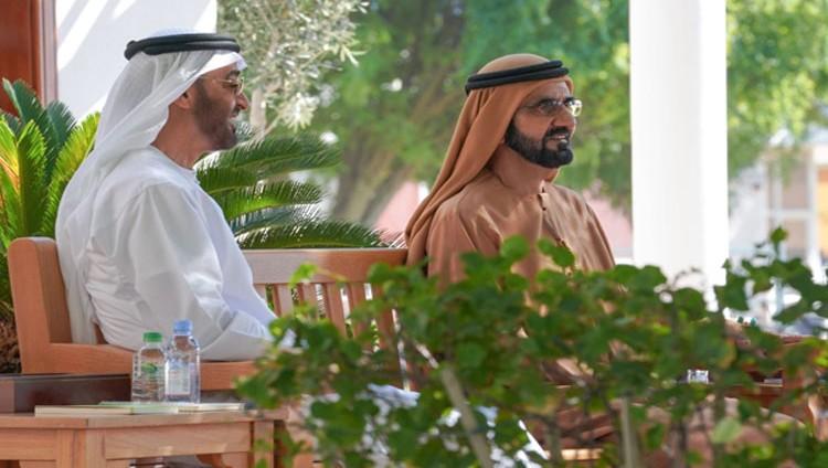 محمد بن راشد و محمد بن زايد:«عام زايد» رمز للخير والعطاء