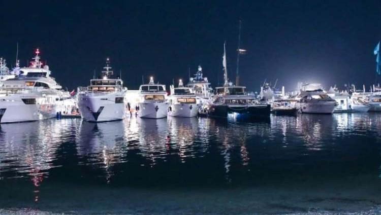 «دبي للقوارب» ينطلق اليوم بمشاركة 845 شركة وعلامة