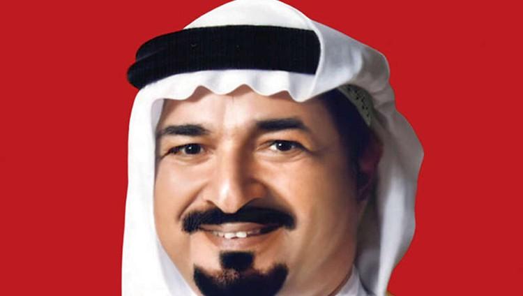 ديوان حاكم عجمان: حميد النعيمي بصحة جيدة