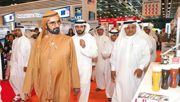 محمد بن راشد يطلق «رعايتي» و«الإمارات للخدمات الصحية»