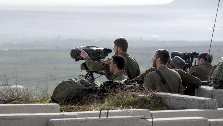 إسرائيل تقصف أهدافاً لإيران والنظام في سورية بعد إسقاط إحدى مقاتلاتها