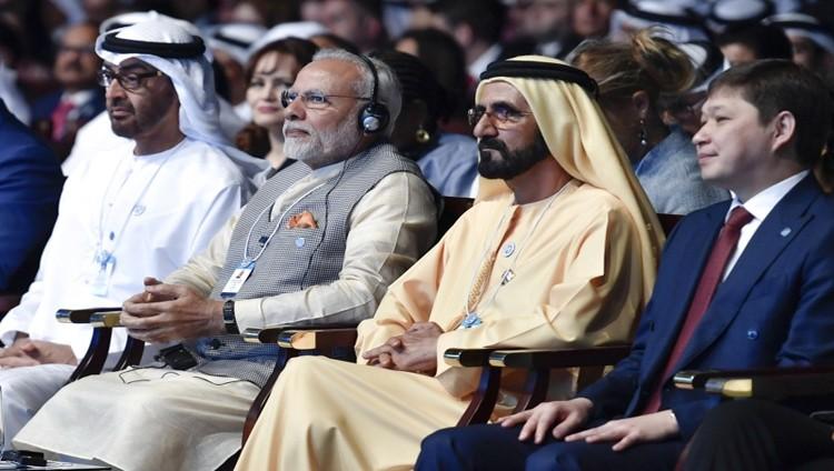 رئيس وزراء الهند: الإمارات حققت معجزة اقتصادية قلّ نظيرها حول العالم