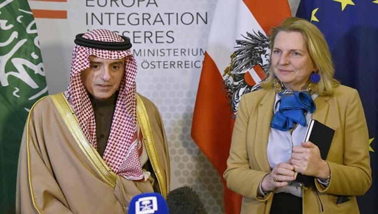 الجبير: إذا أوقفت قطر تمويلها الإرهاب سنستأنف علاقاتنا معها