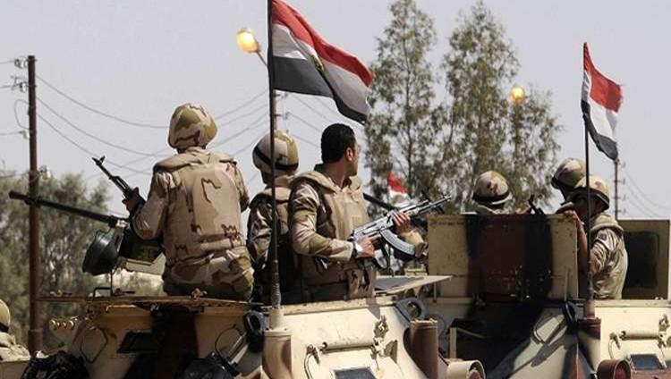 الجيش المصري: مقتل 16 عنصرًا تكفيرياً في عملية سيناء