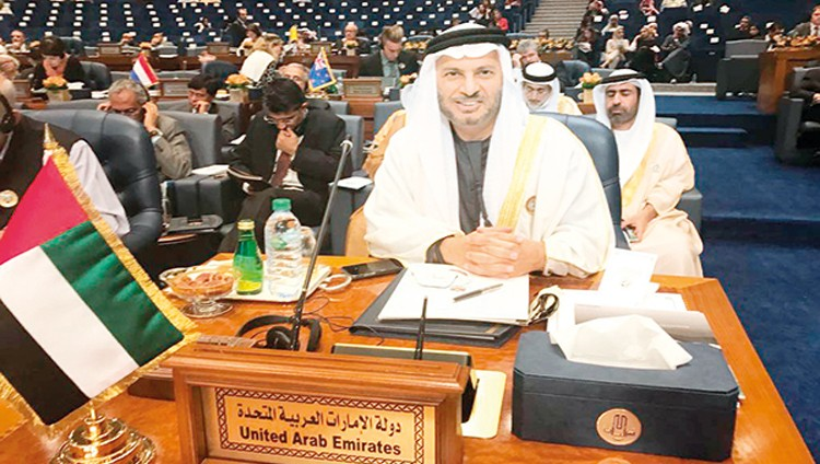 الإمارات تدعم العراق بـ 500 مليون دولار وتستثمر 5.5 مليار